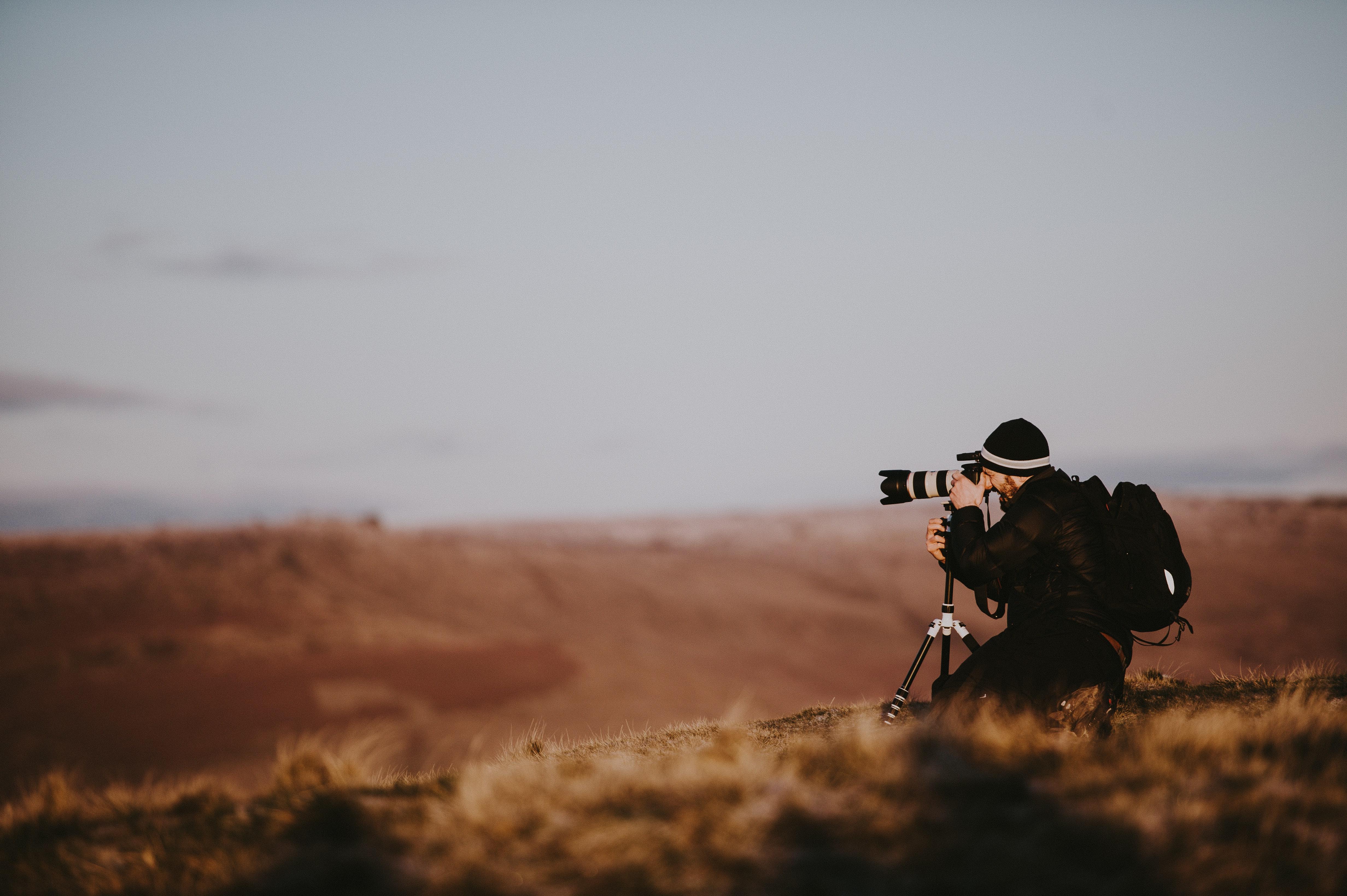 NGO photographer in africa