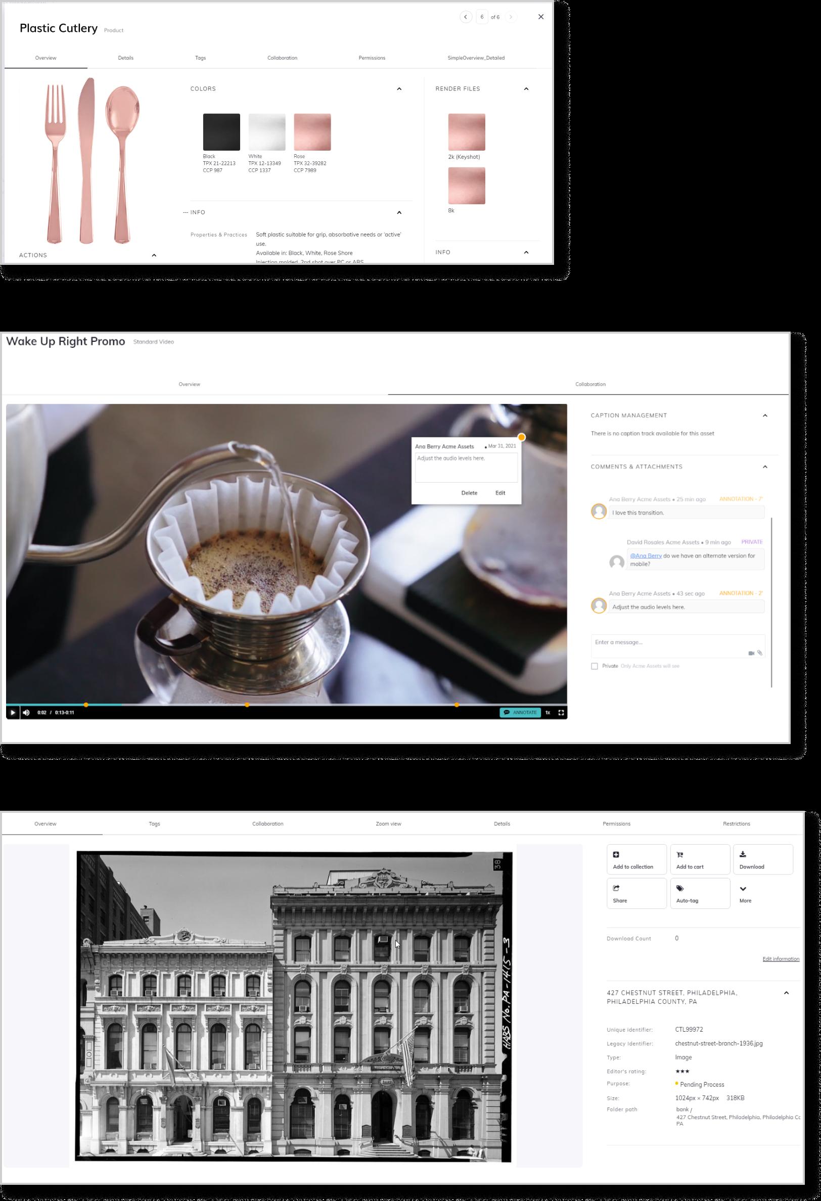 polymorphic dam screenshots