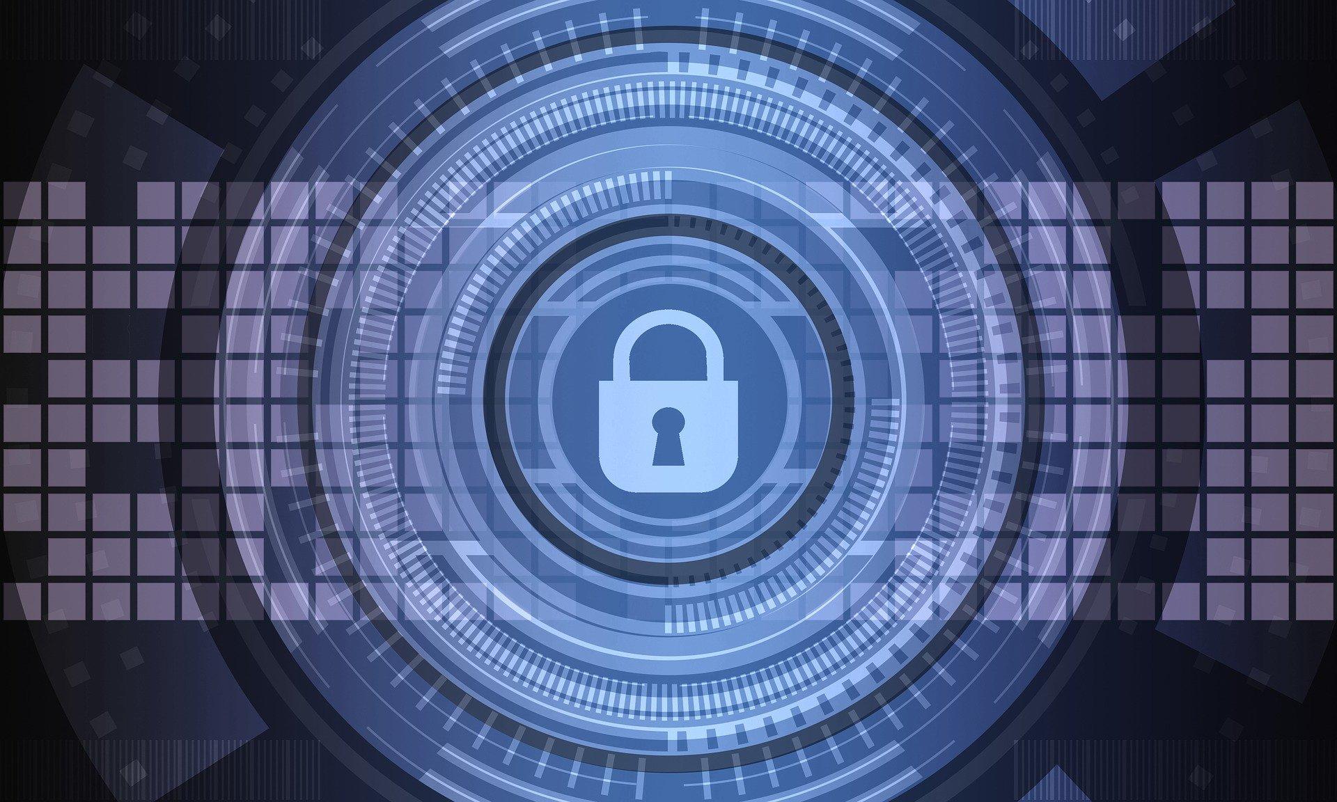 dam security padlock