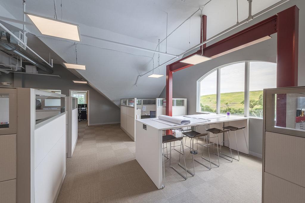 Architect meeting area