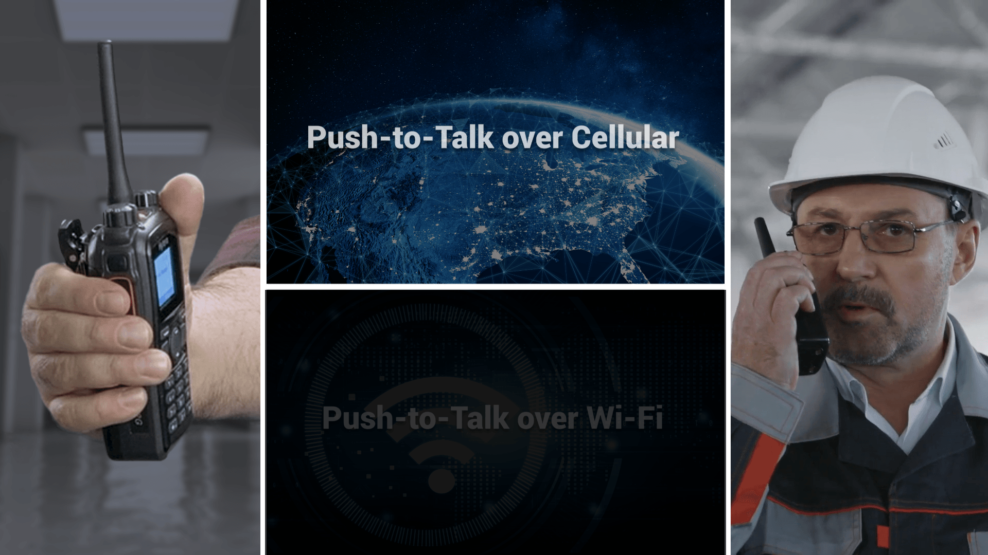 Push-to-Talk over Cellular (PoC)