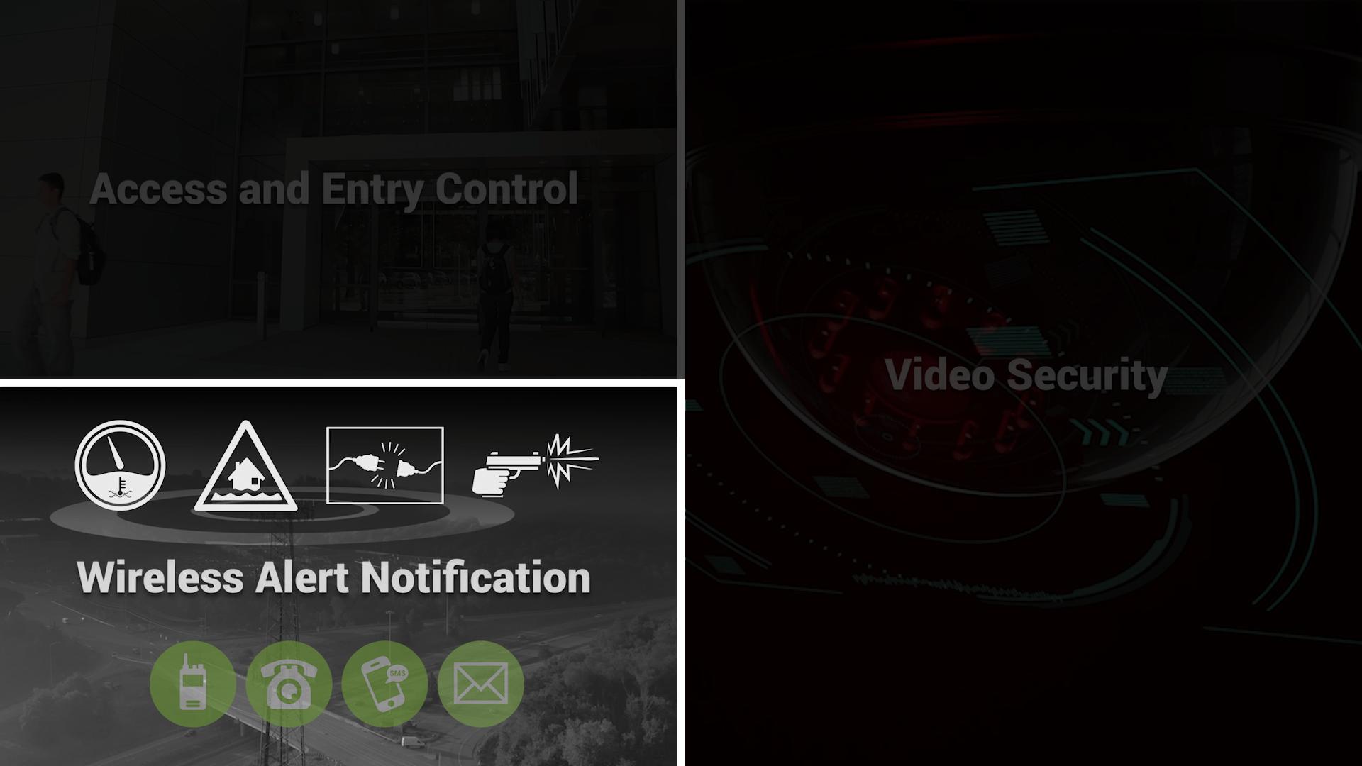 Wireless Alert Notification