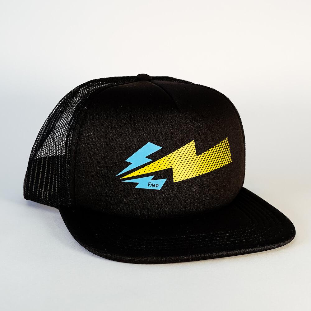 Foam Trucker Hat - Bolts