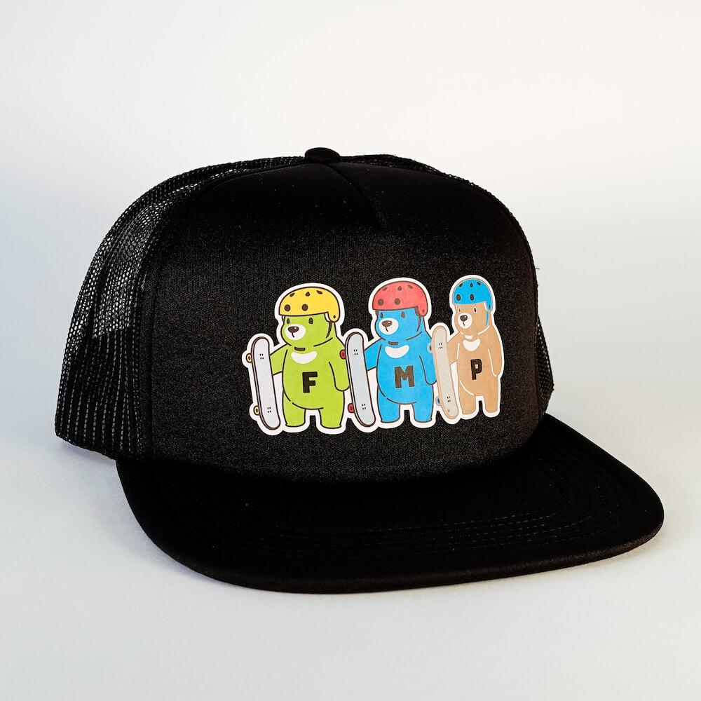 Foam Trucker Hat - 3 Bears
