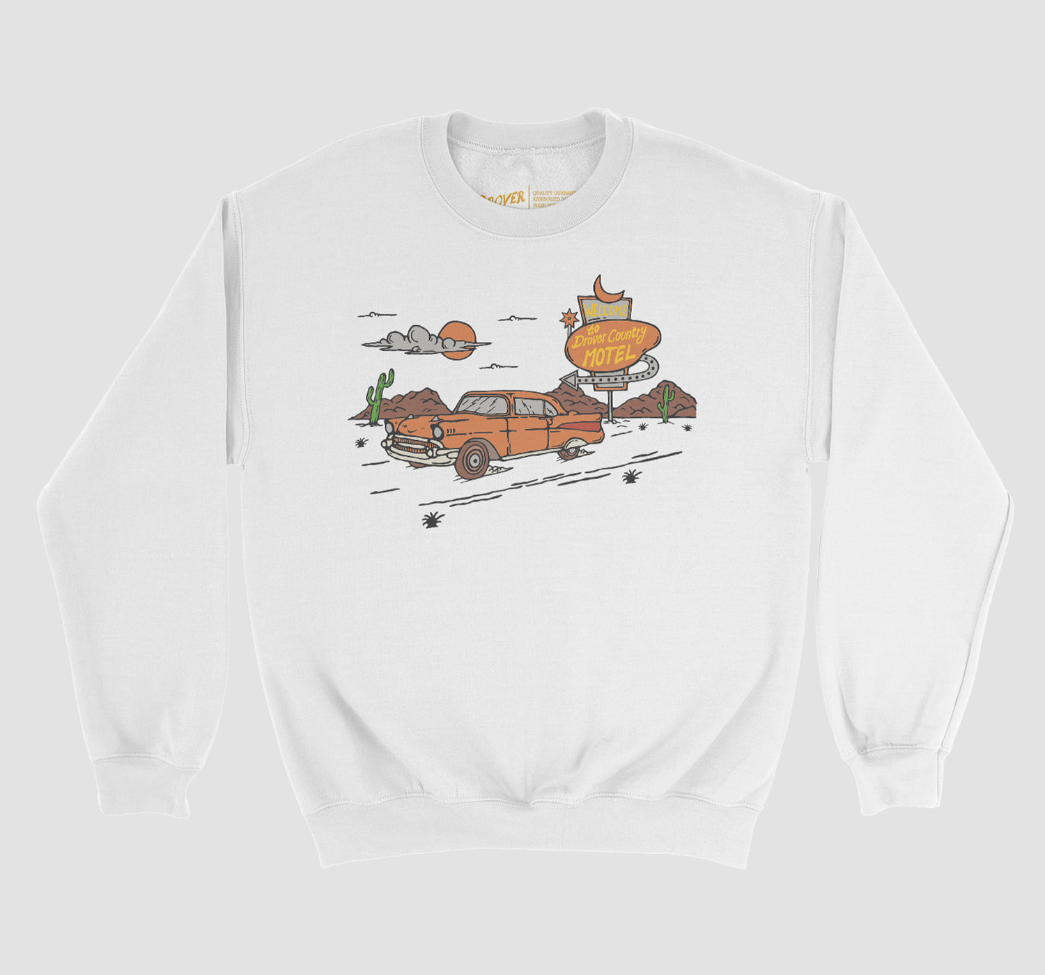 Country Motel Crewneck