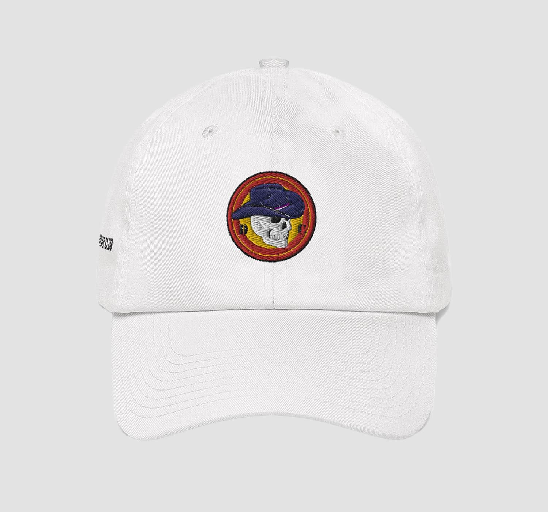 Skull Head Baseball Cap