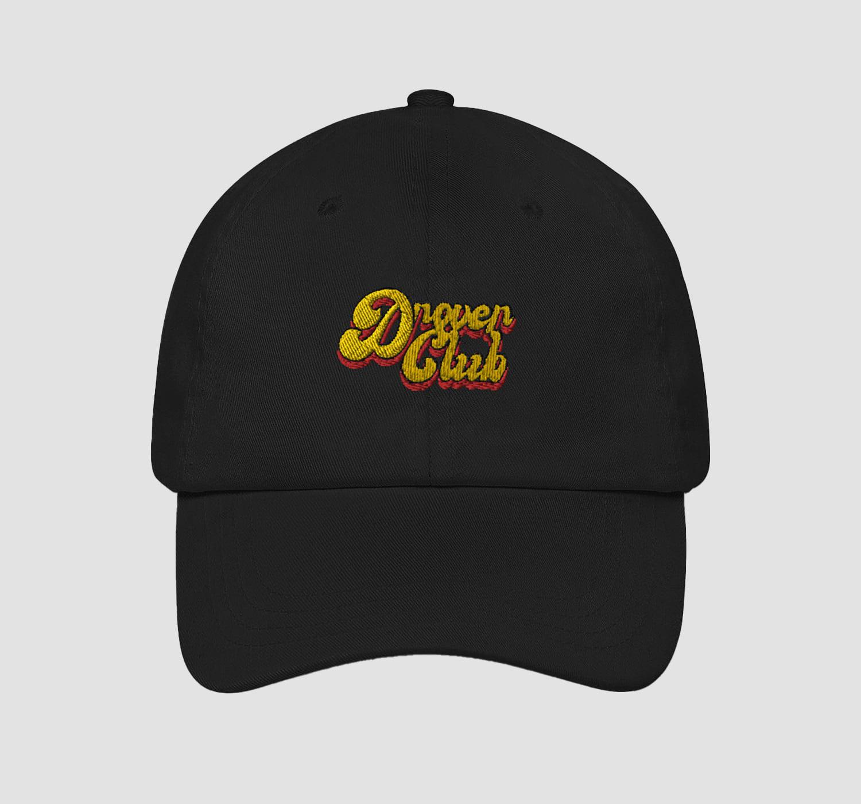 Logo Embossed Baseball Cap