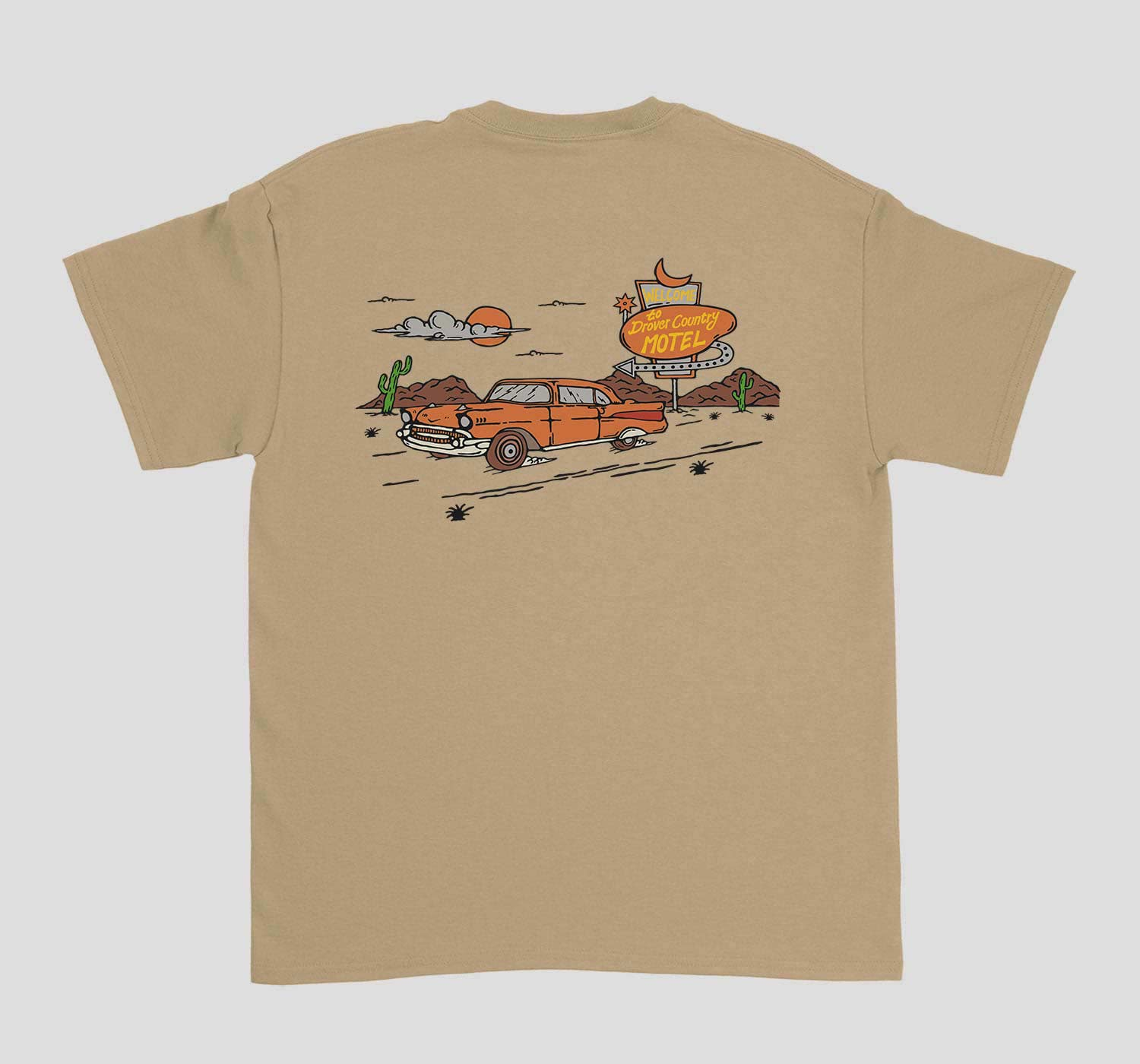 Country Motel Tee