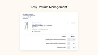 Returnly: Returns Manager