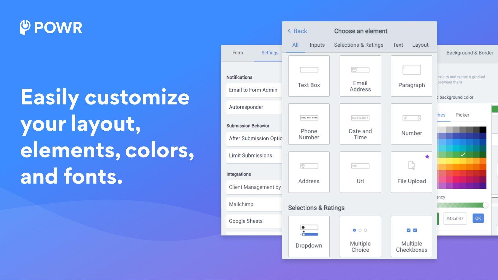 Form Builder | Mailchimp Forms
