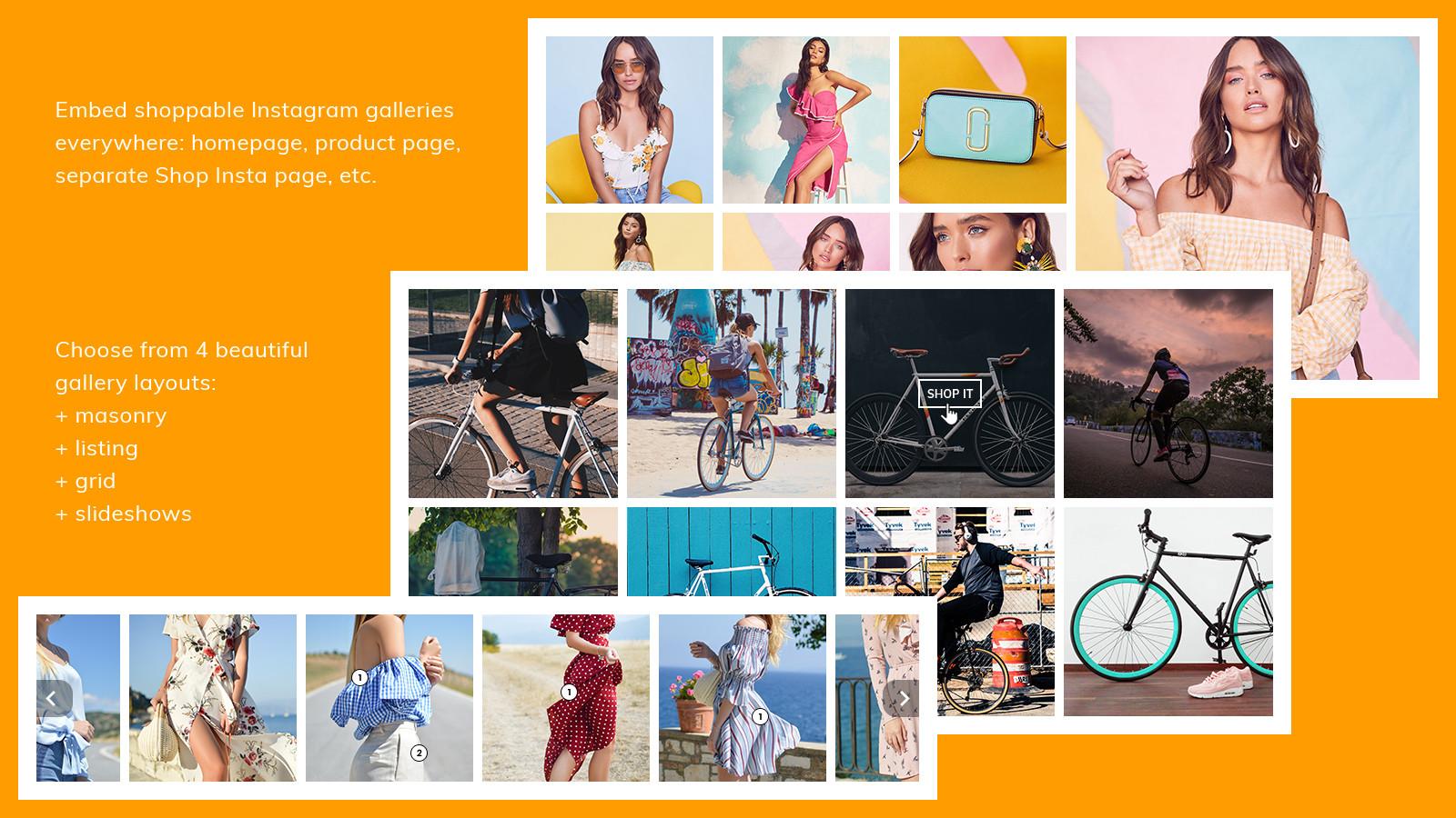 Shop Instagram Feed & UGC