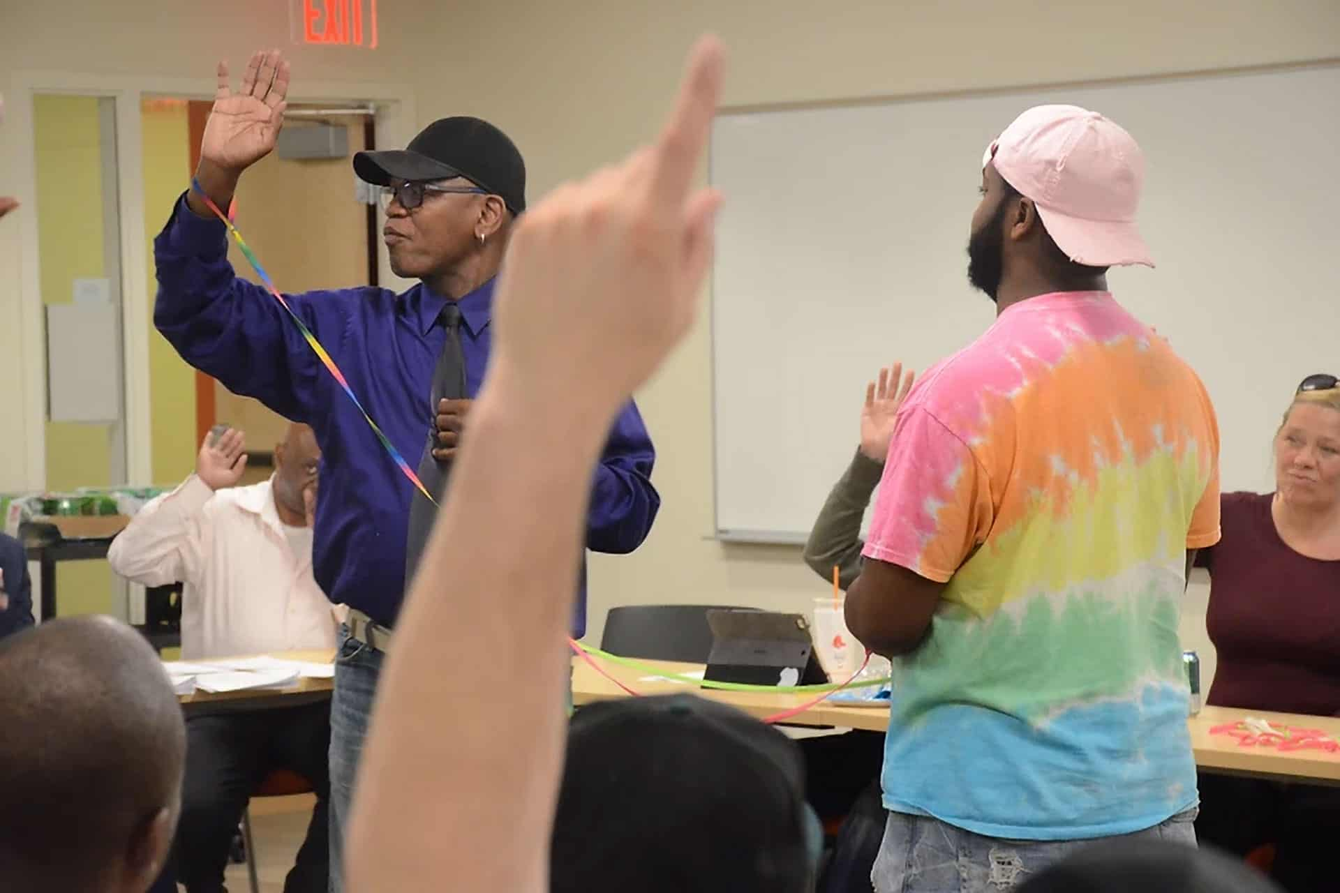 Inside the Reentry Campus Program. The mission of the Reentry Campus Program is to provide currently and formerly incarcerated individuals with an affordable pathway to accredited post secondary education and certification programs that are infused within the reentry process.