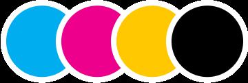 CMYK color gamut