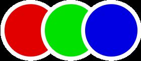 RGB color gamut