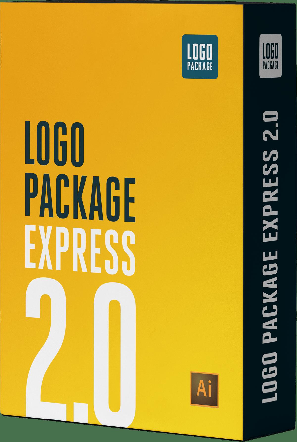 Logo Package Express 2.0 box