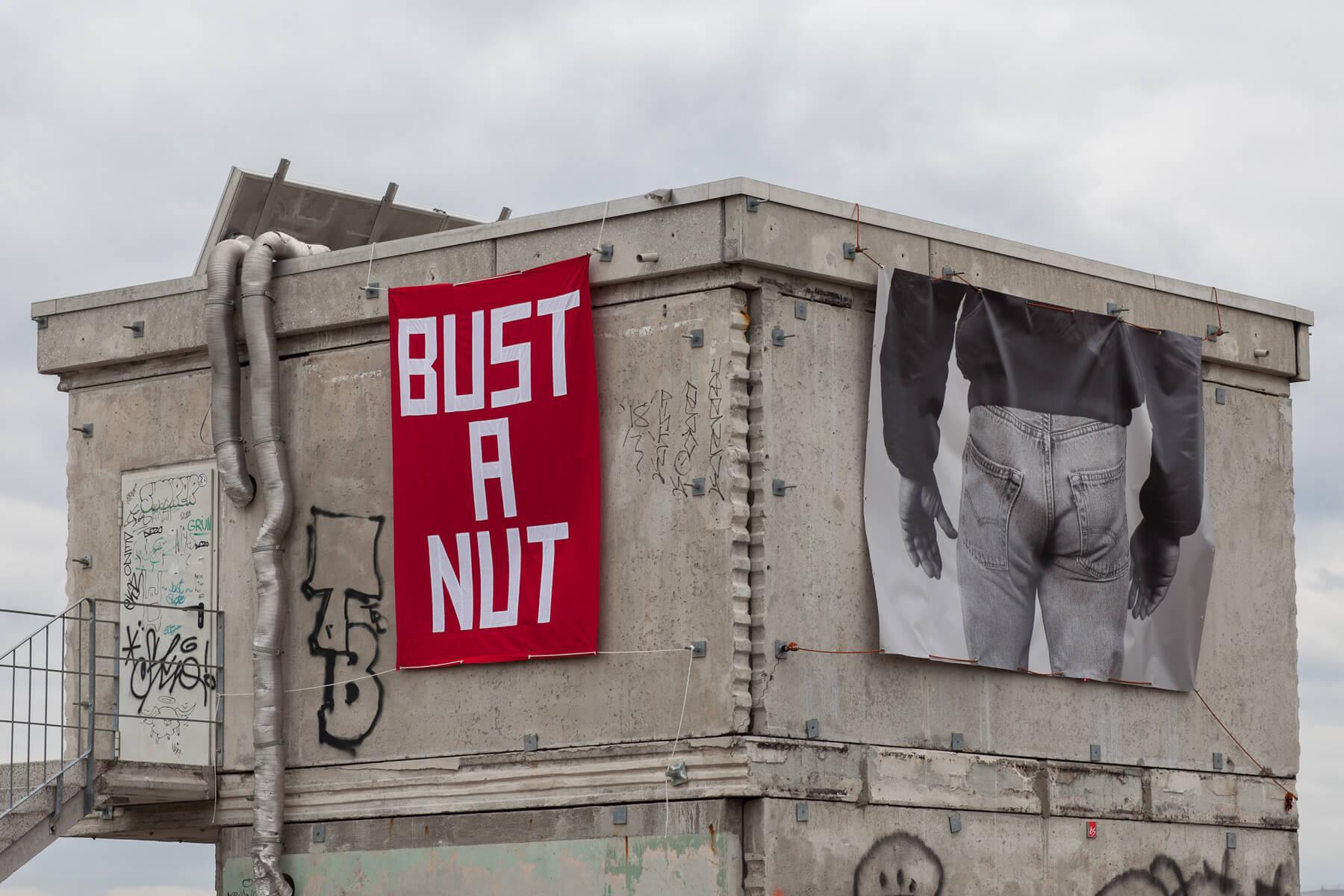 Robin Kirchner Bust A Nut Berlin
