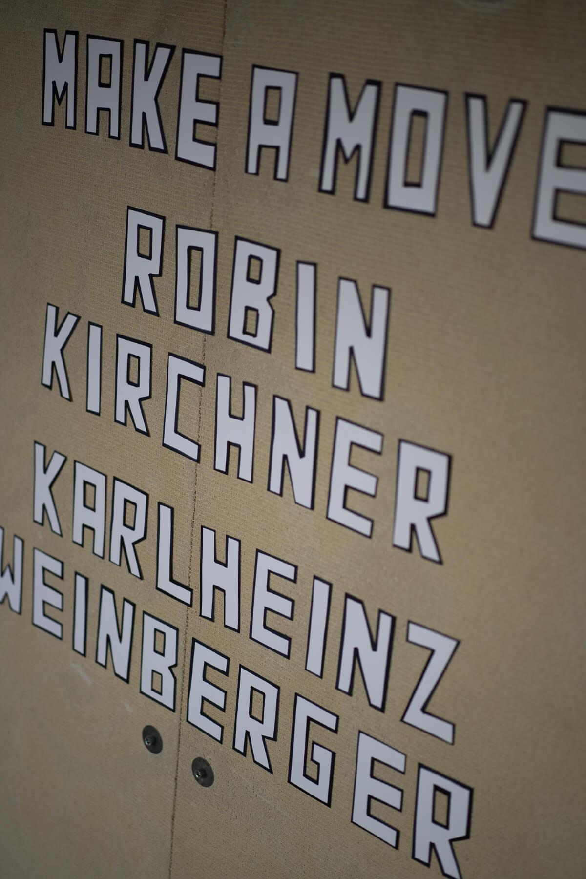 Robin Kirchner Karlheinz Weinberger Bust A Nut