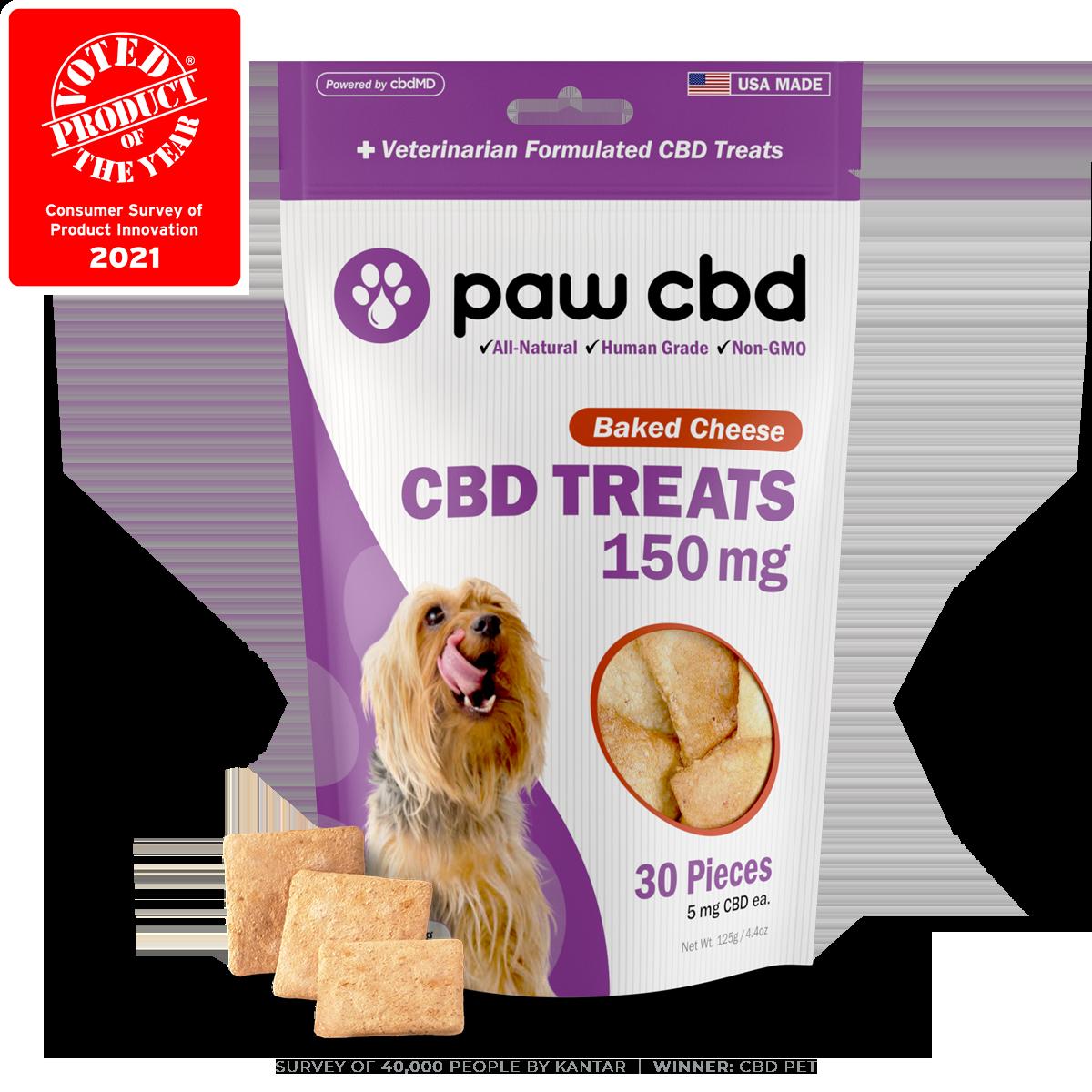 Baked Cheese - Dog Treats