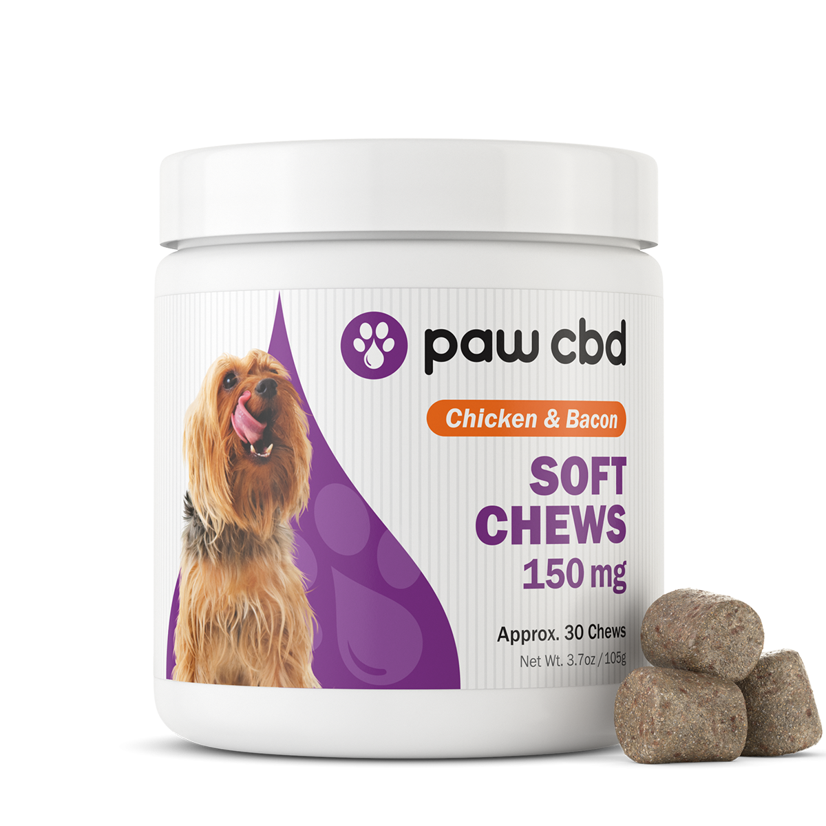Soft Chews - For Dogs
