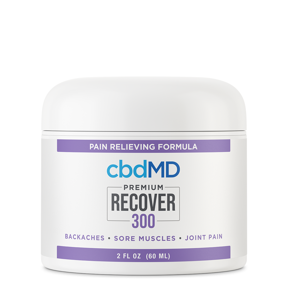 Recover Tub - Topical