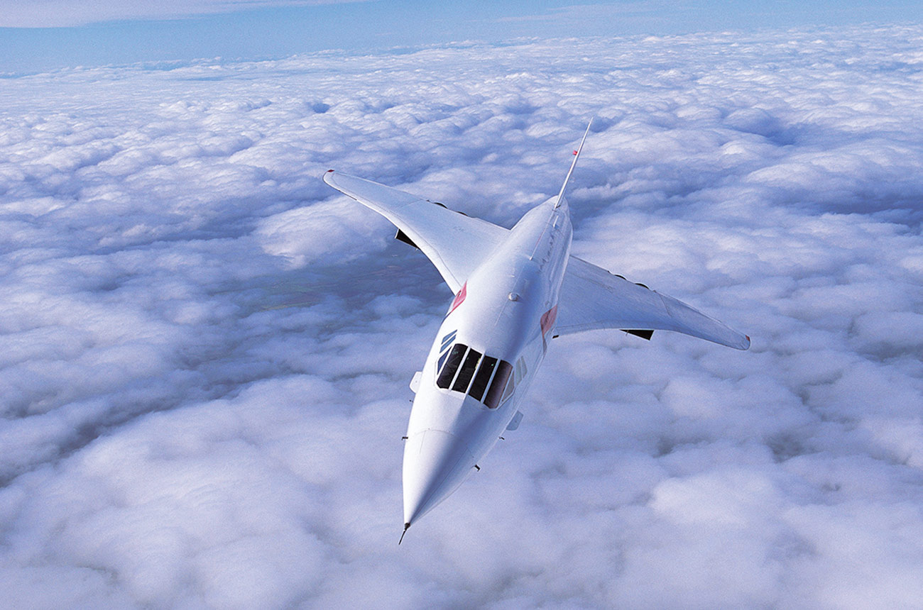 The timeless Beauty of Concorde