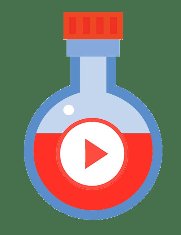Fiole Génération vues vidéos YouTube