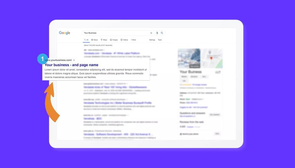 Rank #1 on google