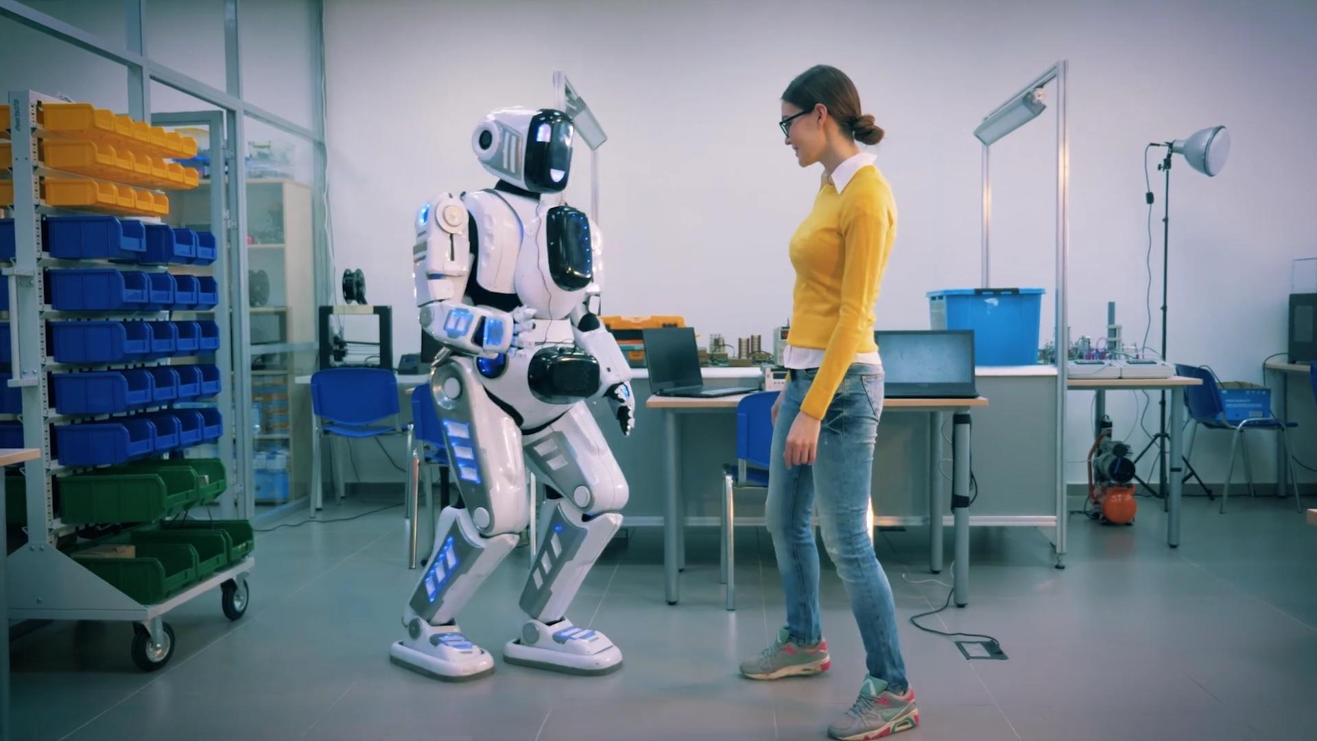robotic help manpower scarcity