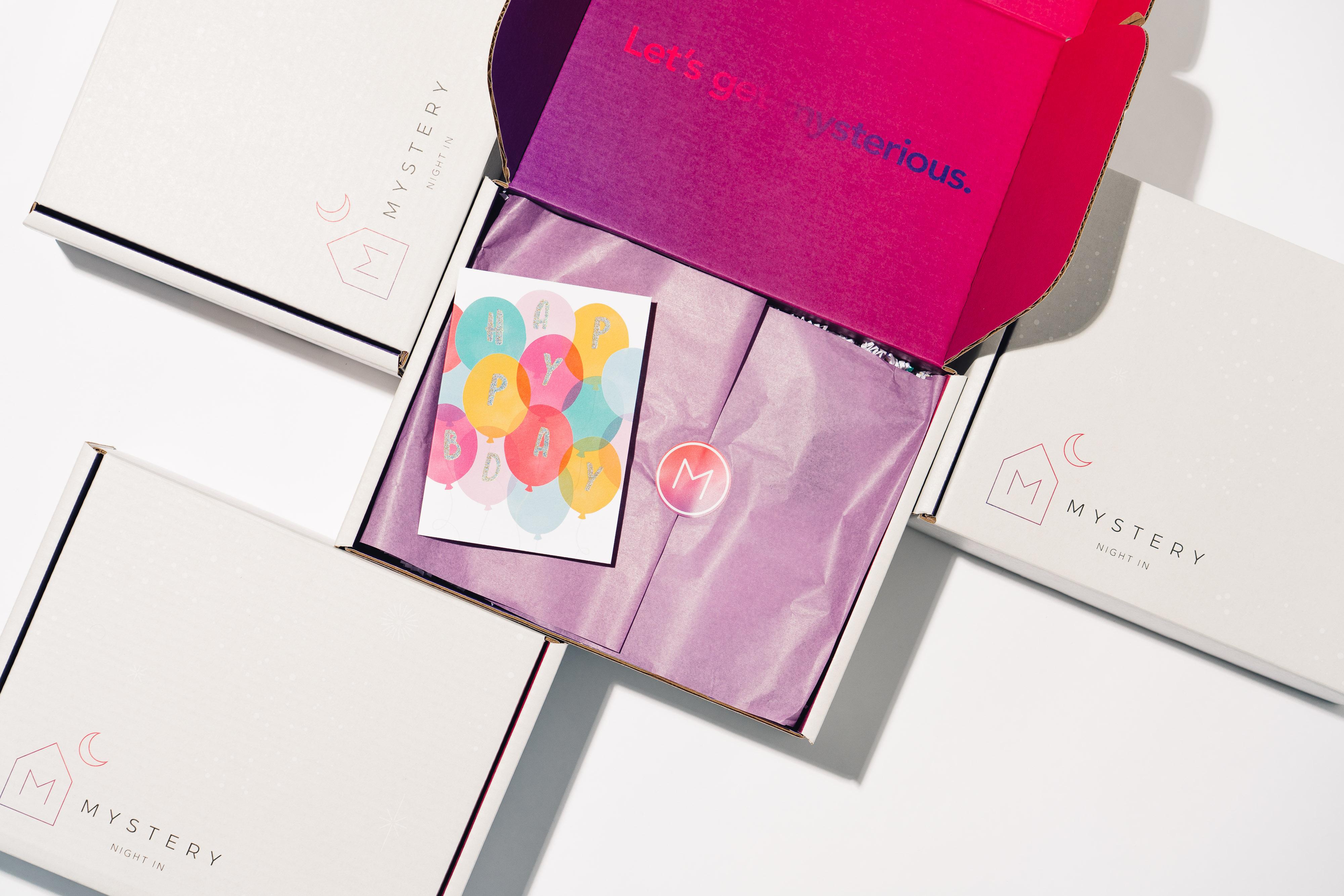 Birthday Box 🥳
