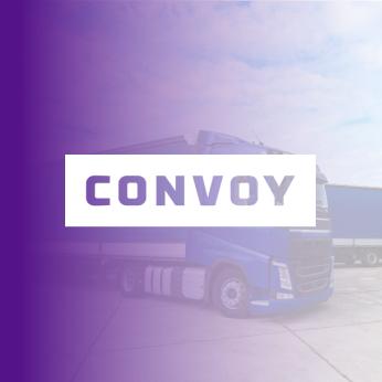 Logo for Convoy