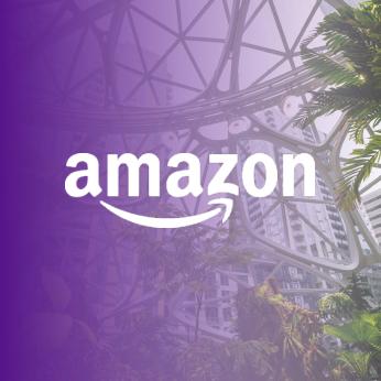 Logo for Amazon