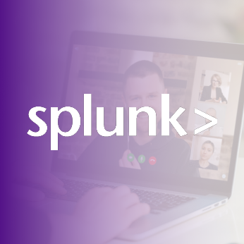 Logo for Splunk