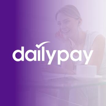 Logo for Dailypay