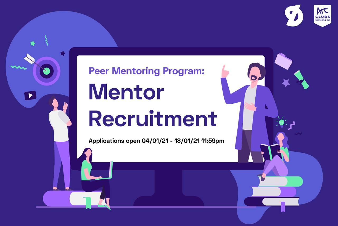 DigiSoc Presents: Peer Mentor Recruitment