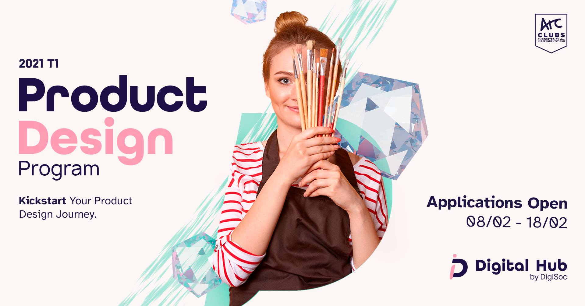 Product Design Program Recruitment 21T1