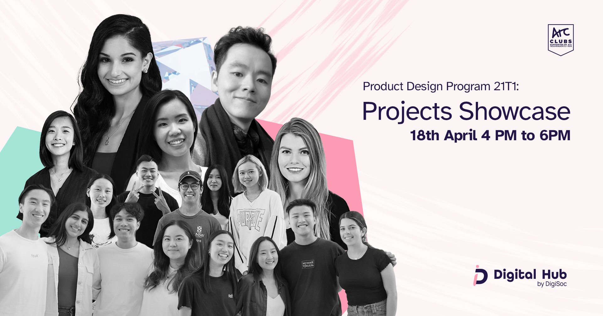 Product Design Program 21T1: Projects Showcase