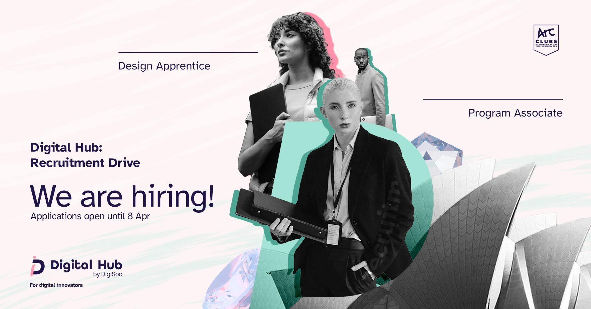 DigiHub Associates Recruitment Drive