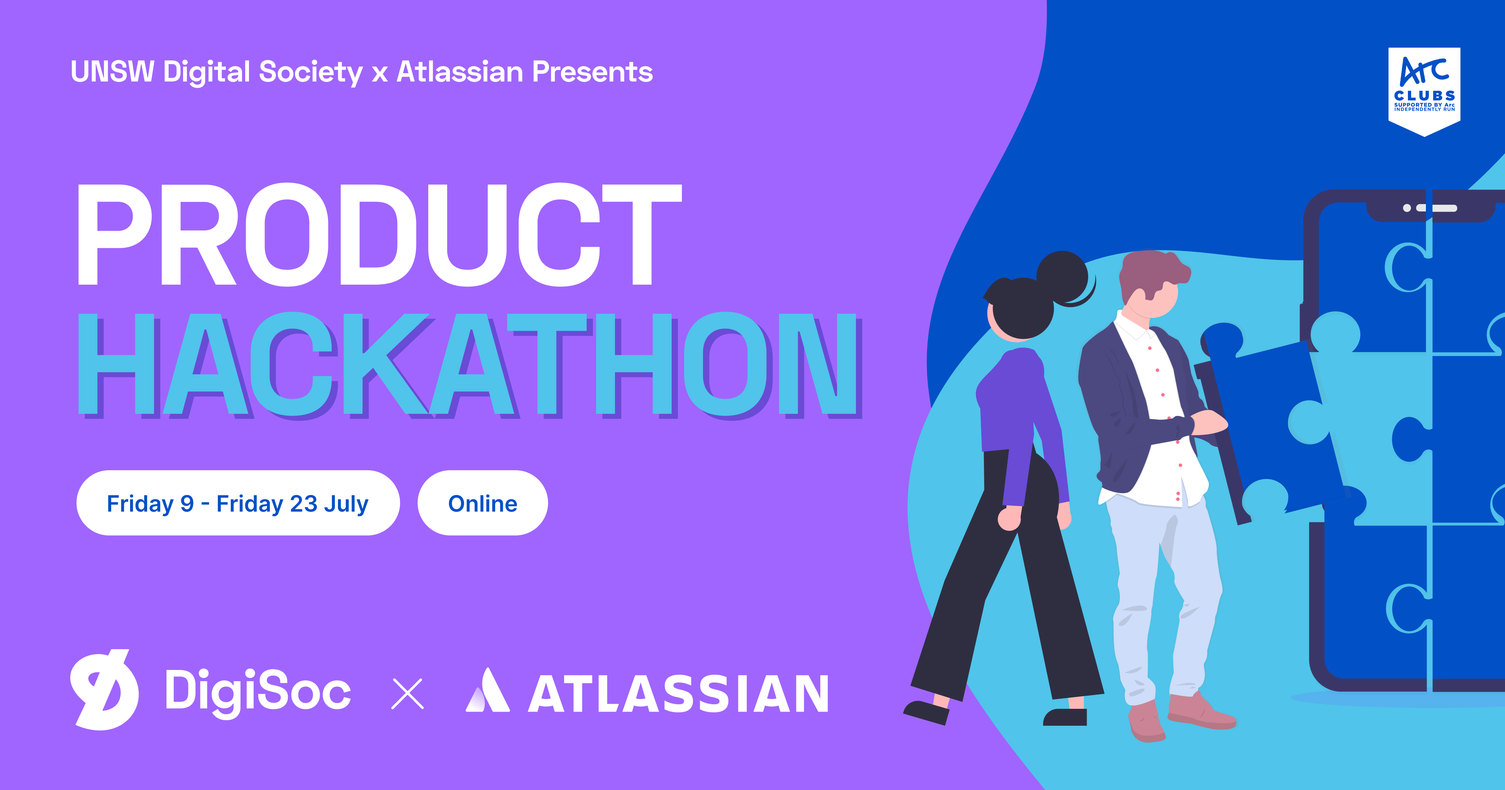 DigiSoc x Atlassian: Product Hackathon
