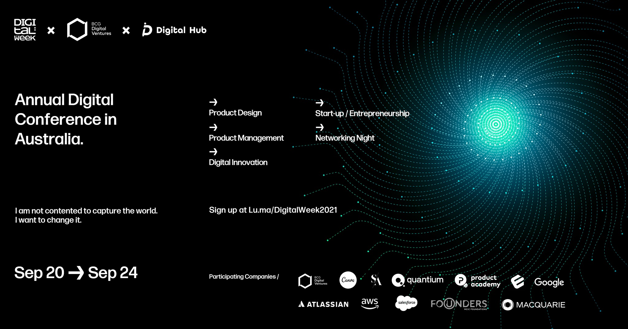 Digital Week 2021: Annual Digital Conference in Australia