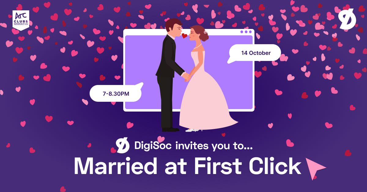 DigiSoc: Married at First Click