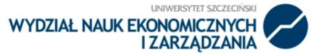 Wydział Ekonomii, Finansów i Zarządzania Uniwersytetu Szczecińskiego