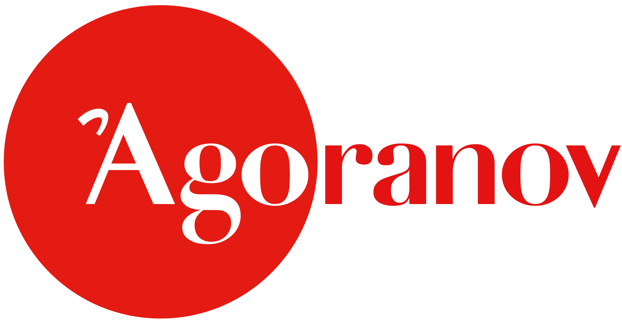 Agoranov logo