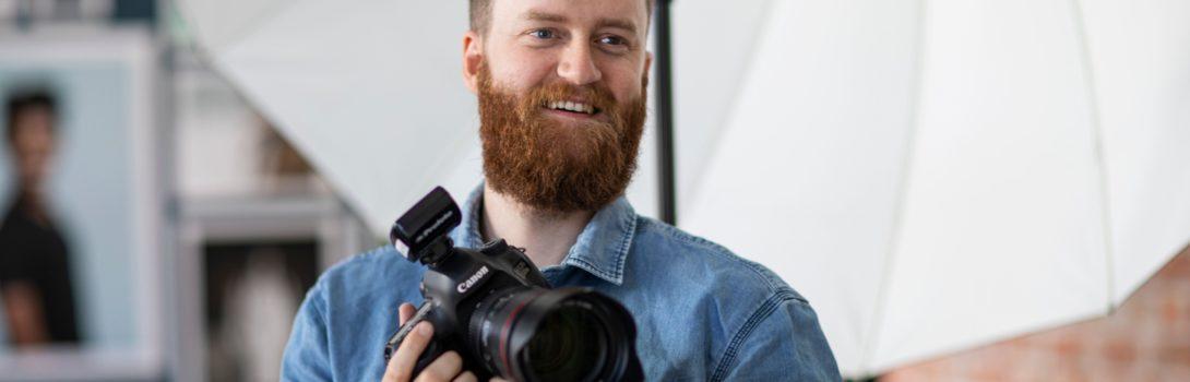 Geir Vidar Nubdal i LYKT Foto og Film