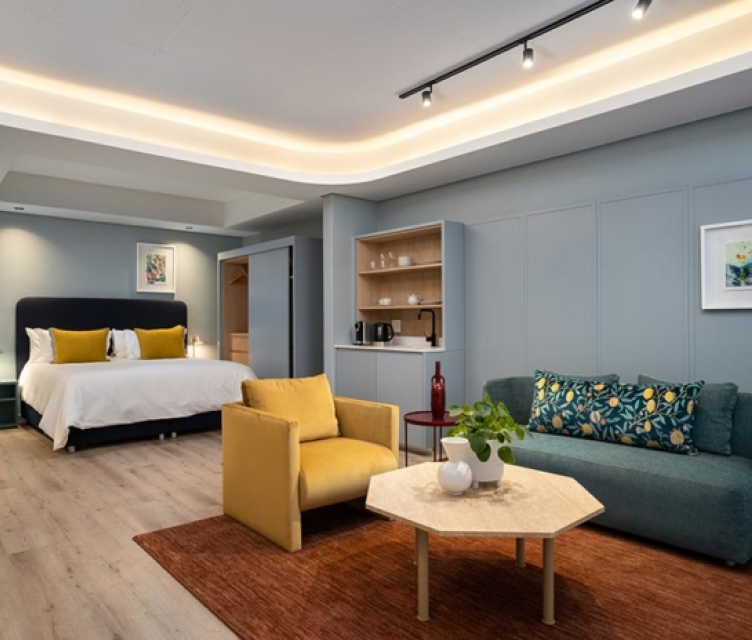 Home Suite Hotels has announced that two more premises are expected to open their doors during the year, one in Sandton and the other in Sea Point, Cape Town.