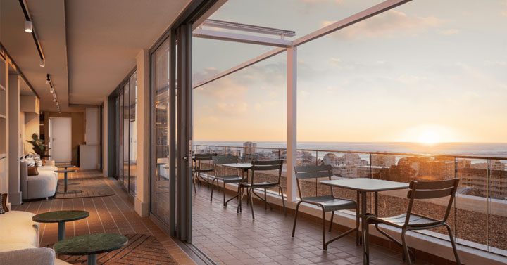 Our New Home in Sea Point
