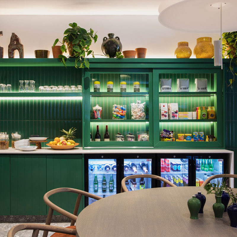 food storing luxury living eat