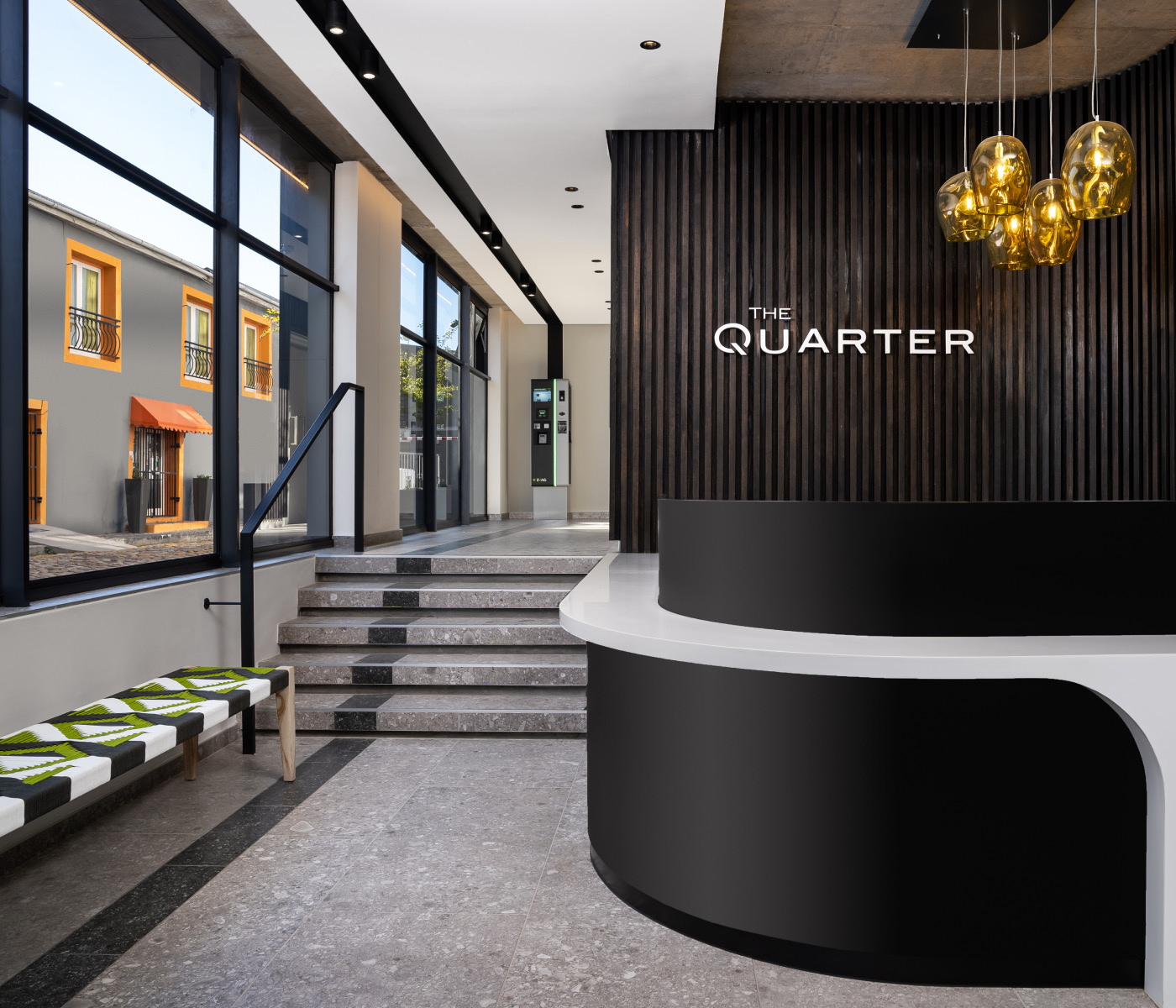 Home Suite Hotels  The Quarter Cape Town Luxury Comfort Hotel Location
