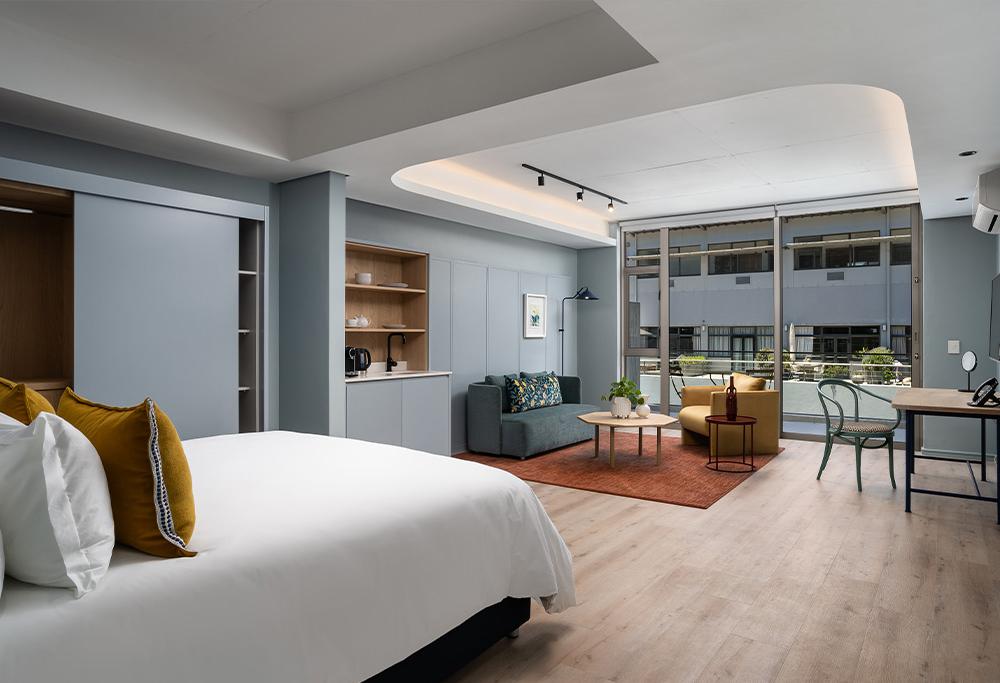 Home Suite Hotels Bristol Gauteng