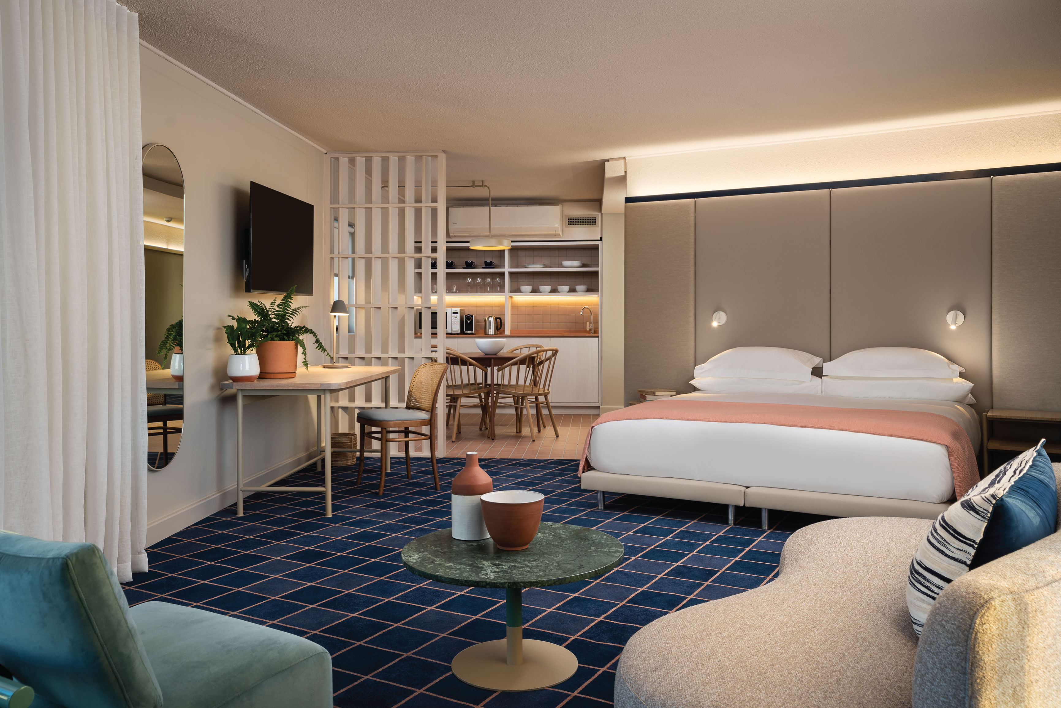 Home Suites Sea Point The Home Ultra suite serviced suites stylish apartments  spacious rooms