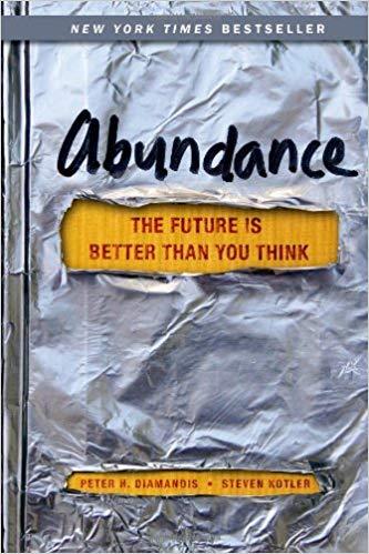 Abundance – Peter Diamandis